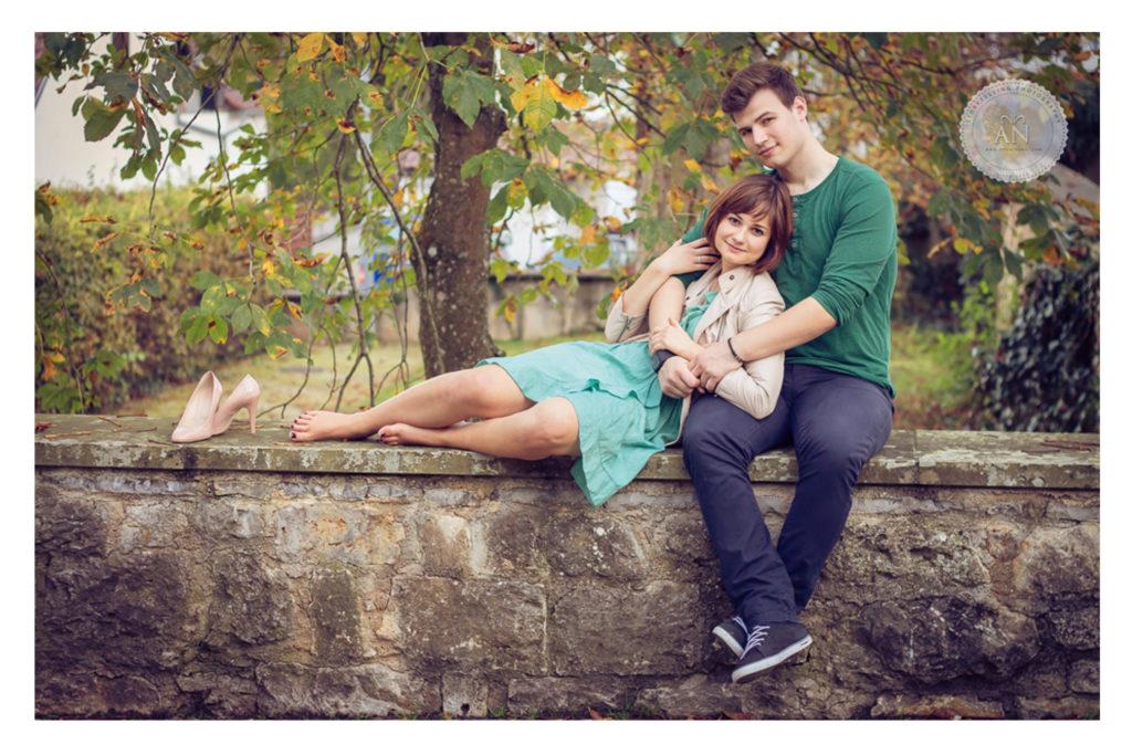 In Love | Verlobungsshoot am kleinen Schloss