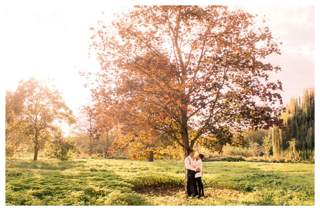 LOVE Stories | Herbstshooting zum Jahrestag