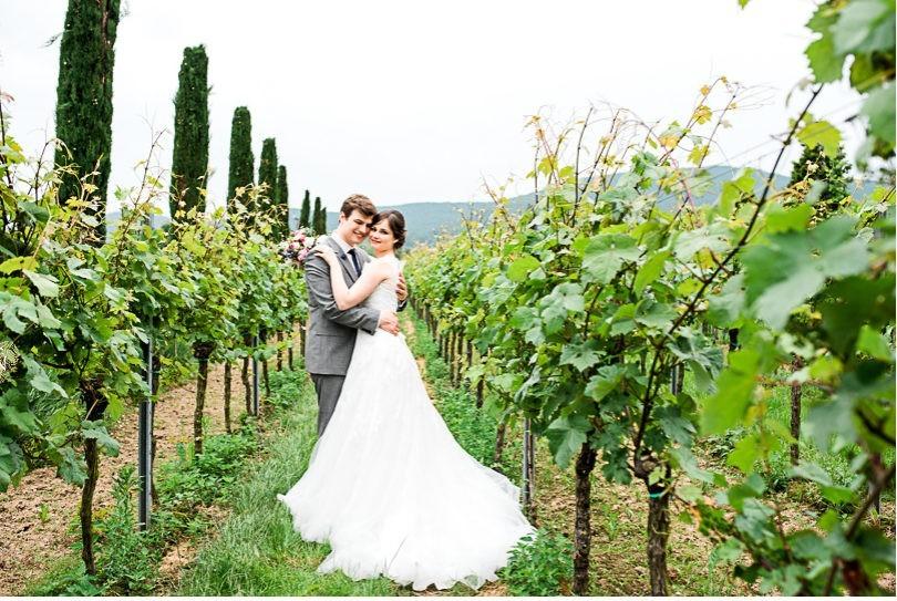 Liebe und ein Weingut