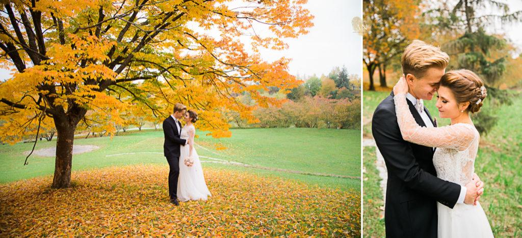 WEDDING | Backyard im Herbst