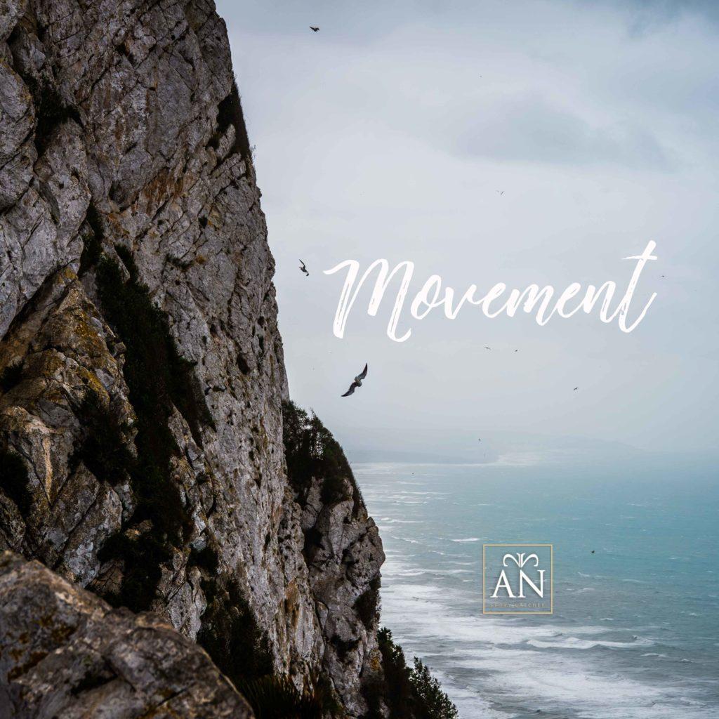 Warum es wichtig ist nicht stehen zu bleiben… MOVE FORWARD