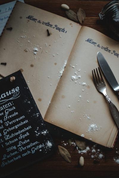 Das Kochbuchprojekt
